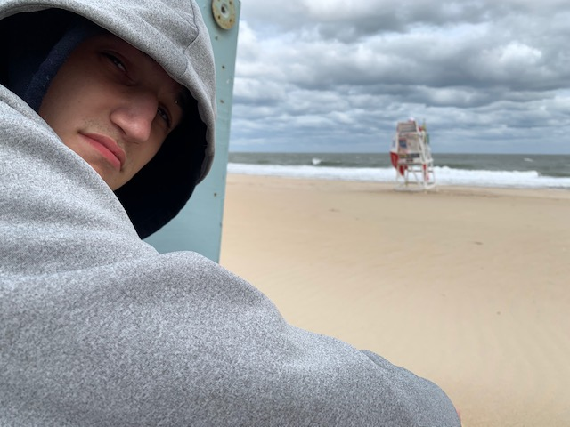 Weather And Pandemic Made Our Beach Trip Interesting